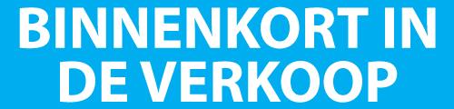 Blauw Met Wit Binnenkort In De Verkoop