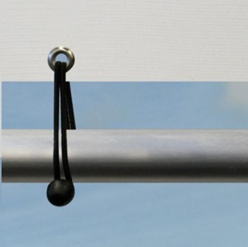 elastiek-spandoek - Reclameborden Totaal