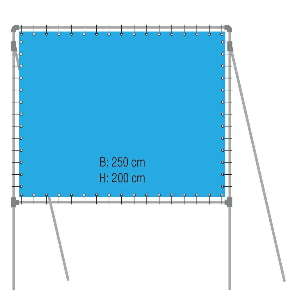 Vrijstaand Frame Type VF250-200