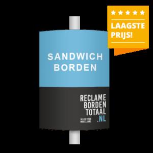 Reclameborden Totaal - sandwichborden